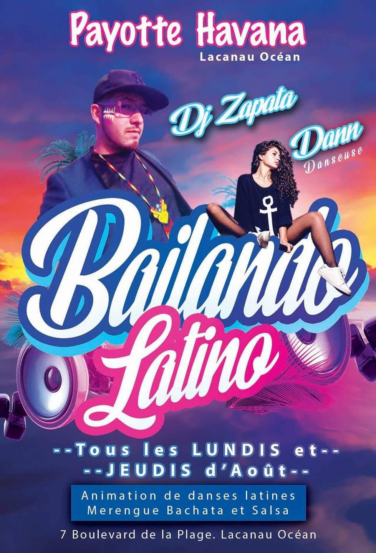 Bailando Latino avec Dann