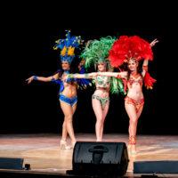 Danseuses de Samba