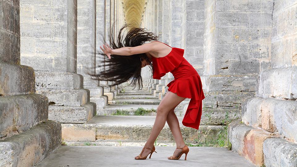 Danseuse de Salsa