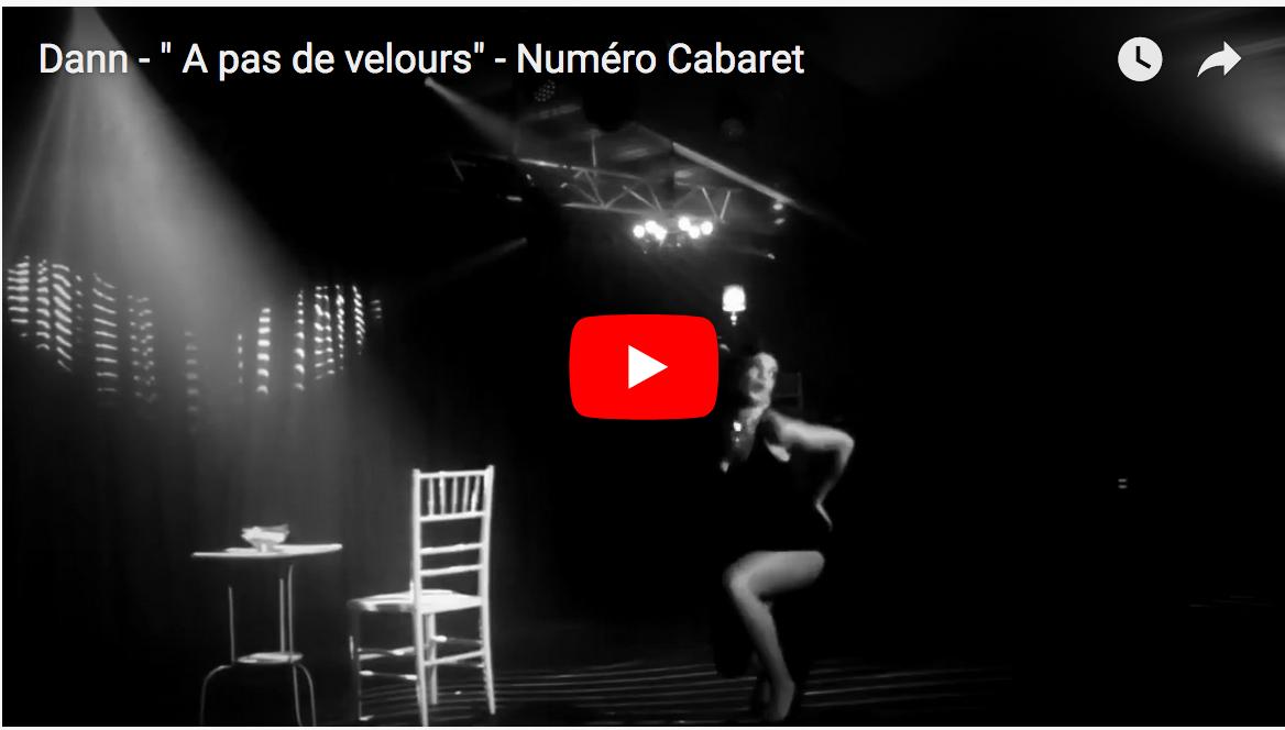 Video Cabaret A Pas de Velours