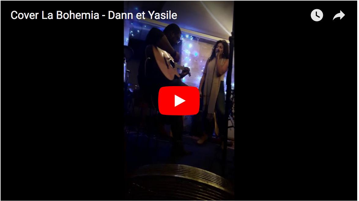 Video Cover La Bohemia