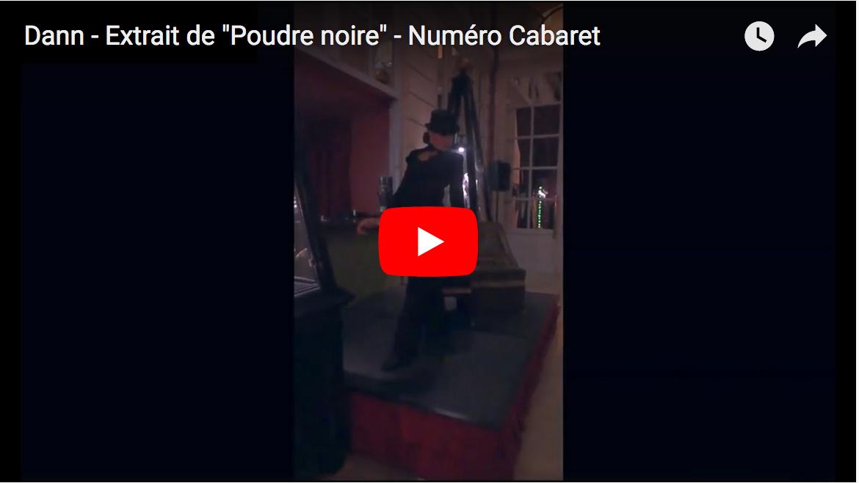 Video Extrait de Poudre Noire