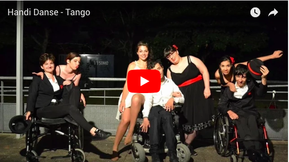 Video Handi Danse