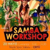 Samba WorkShop